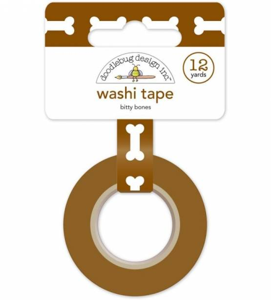 BITTY BONES WASHI TAPE