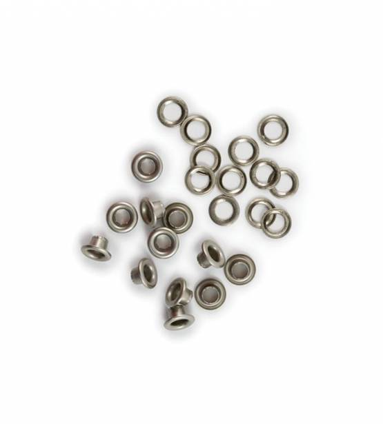 EYELETS NICKEL . EYELETS & WASHER.