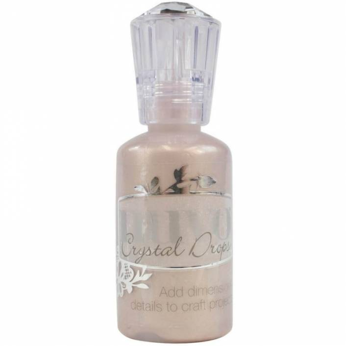 CRYSTAL DROPS AMTIQUE ROSE