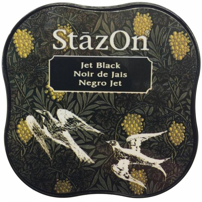 TINTA JET BLACK MIDI. STAZON
