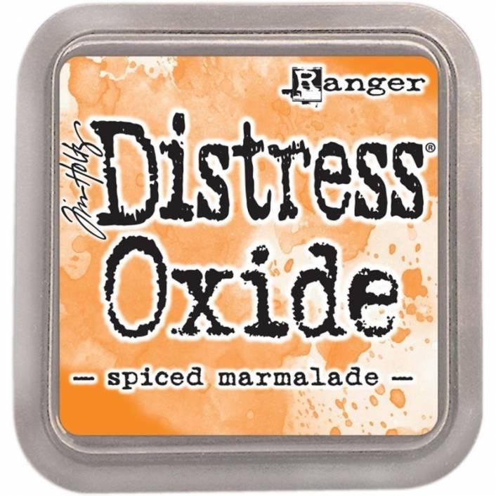 DISTRESS OXIDE SPICED