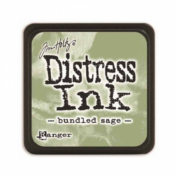 TINTA MINI DISTRESS BUNDLED SAGE. RANGER