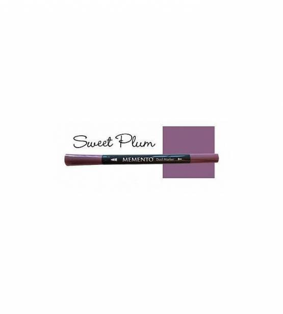 ROTULADOR DOBLE PUNTA MEMENTO SWEET PLUM