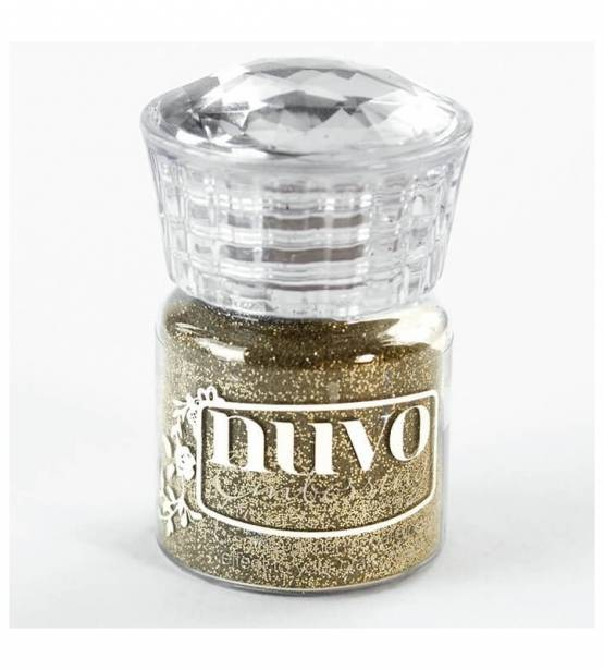 EMBOSSING POWDER GOLD ENCHANTMENT. NUVO