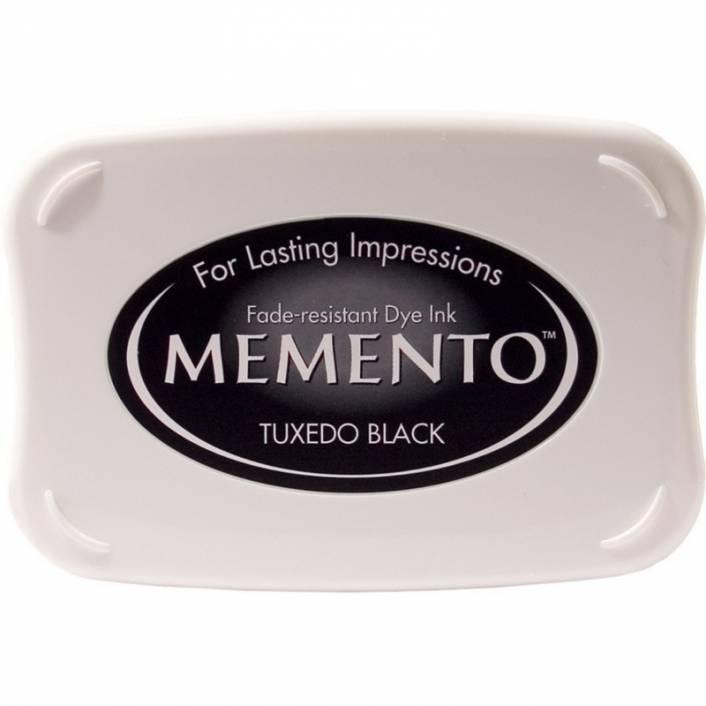 TINTA TUXEDO BLACK. MEMENTO