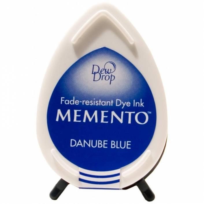 TINTA DEW DROP DANUBE BLUE. MEMENTO