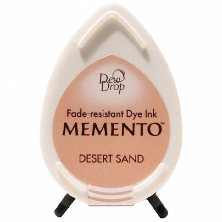 TINTA DEW DROP DESERT SAND. MEMENTO