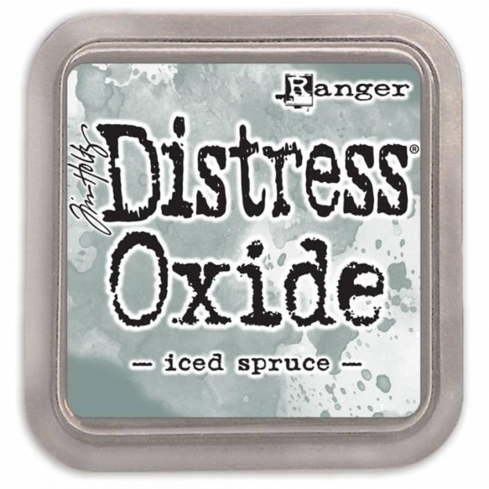 TINTA DISTRESS OXIDE ICED SPRUCE. RANGER