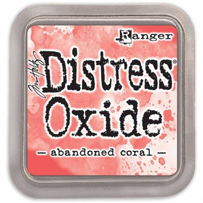 TINTA DISTRESS OXIDE ABANDONED CORAL. RANGER