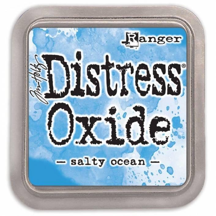 TINTA DISTRESS OXIDE SALTY OCEAN. RANGER
