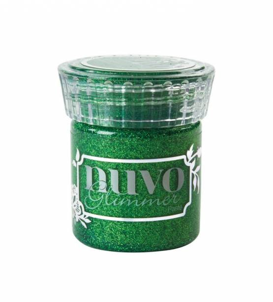 PASTA BRILLANTE EMERALD GREEN. NUVO