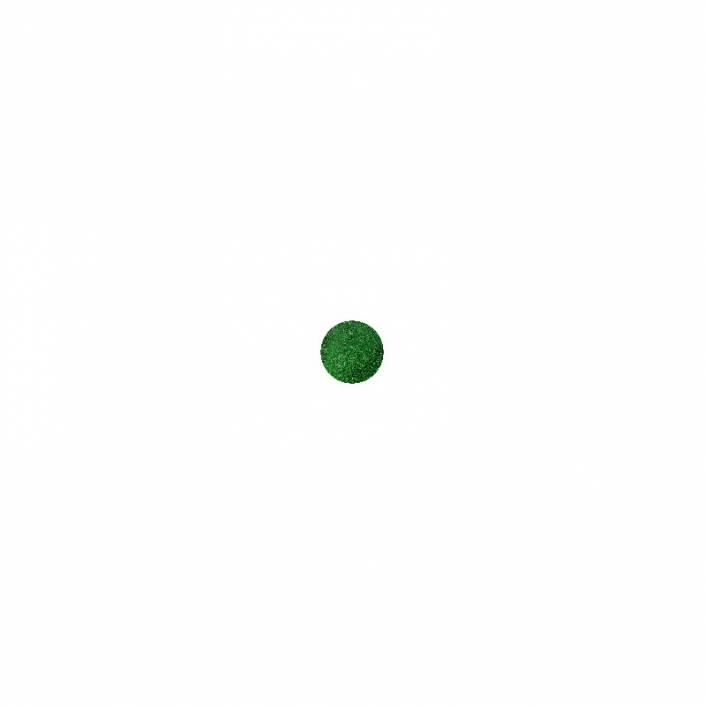 PASTA BRILLANTE EMERALD GREEN. NUVO