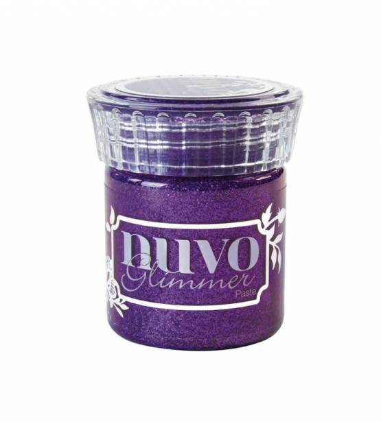 PASTA BRILLANTE AMYTHYST PURPLE. NUVO