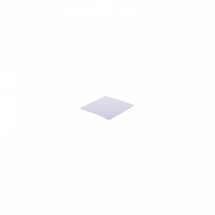 CUADRADOS ADHESIVOS 3D BLANCOS 3MM. AURELIE