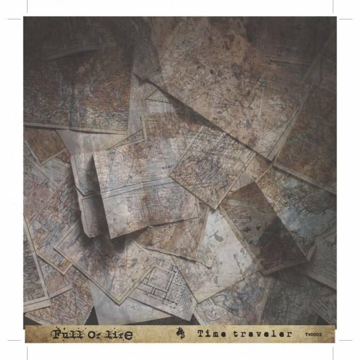 COLECCIÓN DE PAPELES 30X30 TIME TRAVELER. ANCIENT SONDER