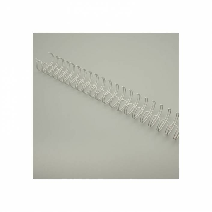 "CANUTILLO WIRE-O 3/4"" 19MM BLANCAS"