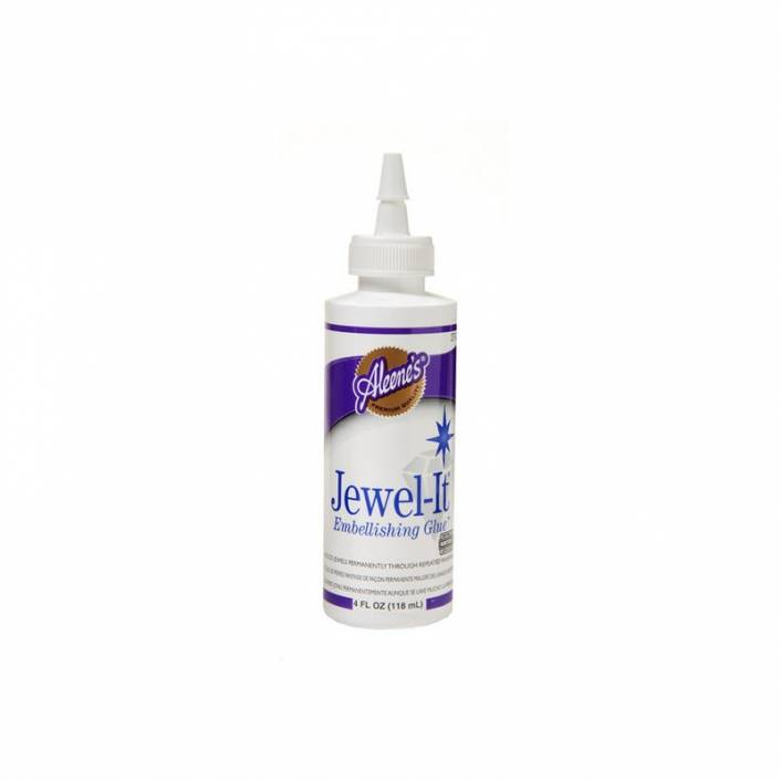 JEWEL-IT EMBELLISHING GLUE 118 ML. ALEENES´S