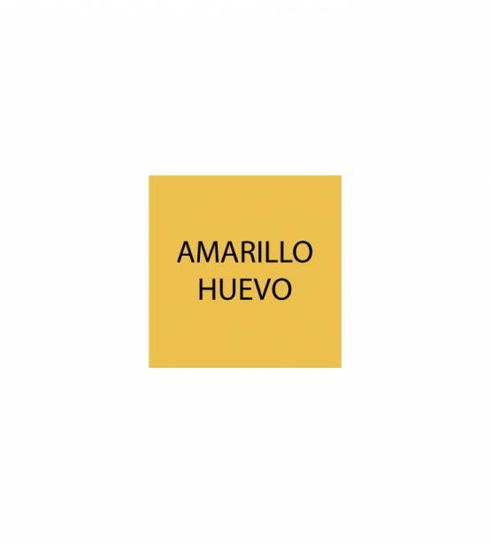 PAPEL LISO 30X30 AMARILLO HUEVO. DETALLES ORBALLO