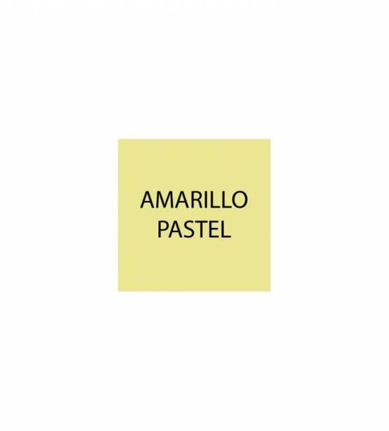 PAPEL LISO 30X30 AMARILLO PASTEL. DETALLES ORBALLO