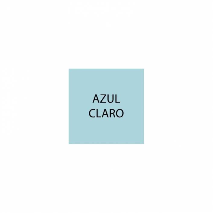 PAPEL LISO 30X30 AZUL CLARO. DETALLES ORBALLO