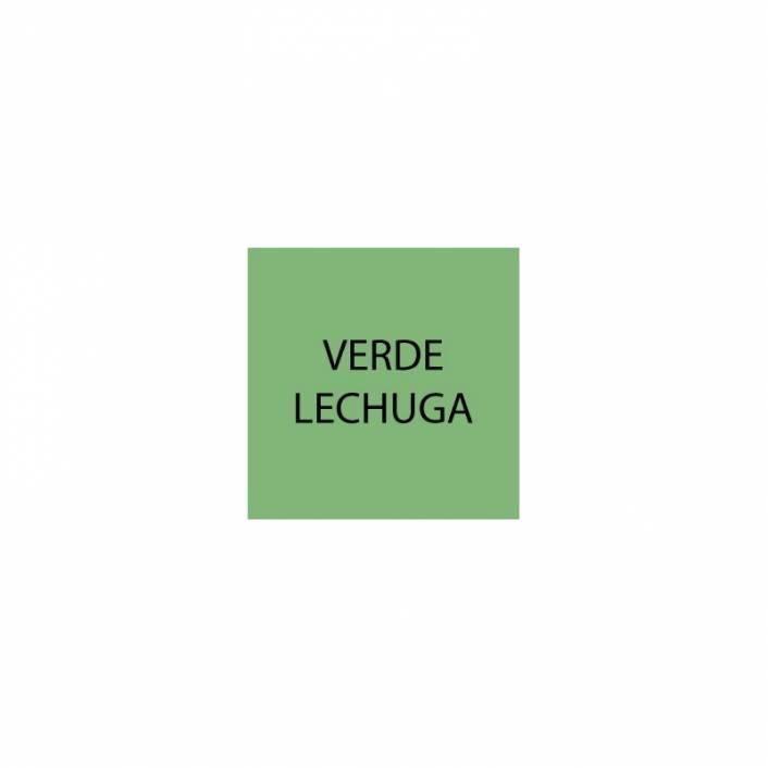 PAPEL LISO 30X30 VERDE LECHUGA. DETALLES ORBALLO