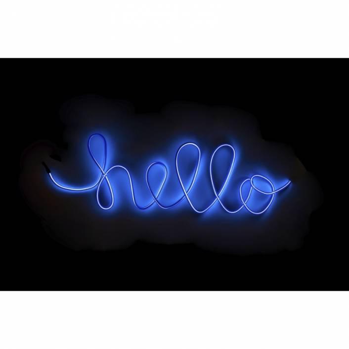ALAMBRE DE NEÓN ELECTRIC BLUE PARA BIG HAPPY JIG WE R MEMORY KEEPERS
