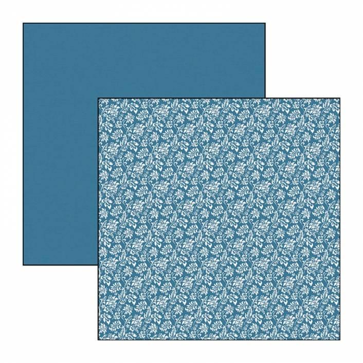 COLECCION DE PAPELES 30X30 ITALIAN BLUE. CIAO BELLA