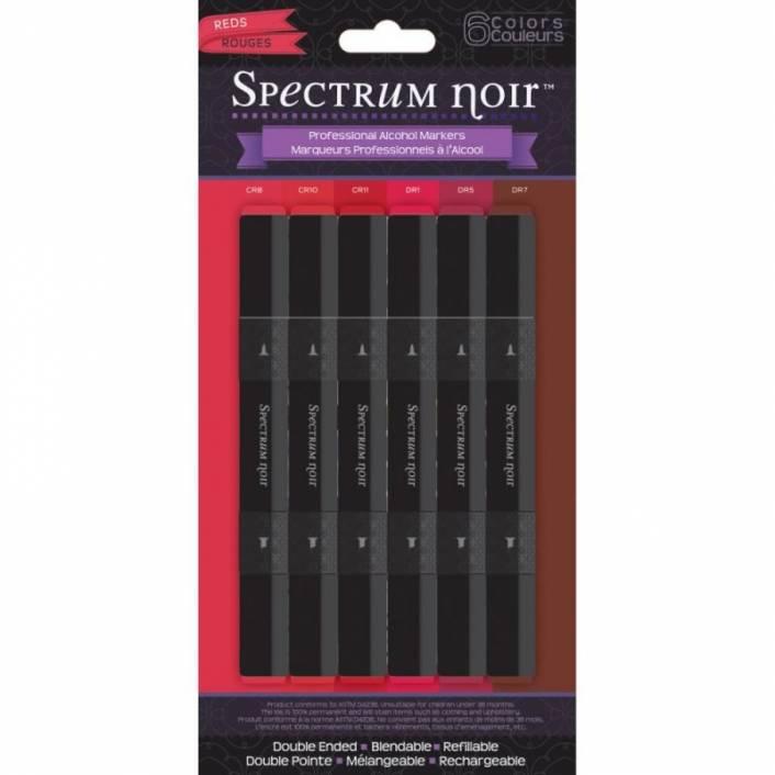 SET DE 6 ROTULADORES REDS. SPECTRUM NOIR