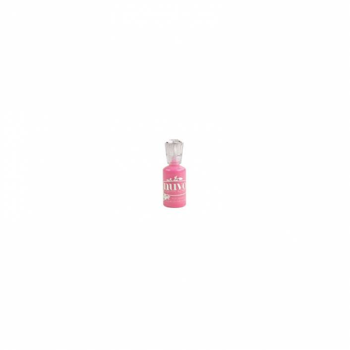 CRYSTAL DROPS GLOSS PARTY PINK. NUVO