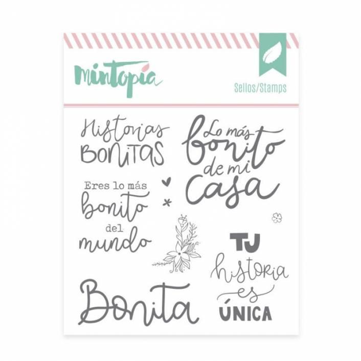 SELLO BONITA. MINTOPIA