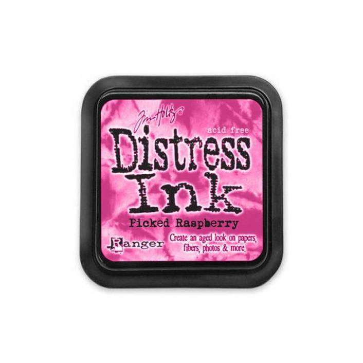 TINTA DISTRESS PICKET RASPBERRY. RANGER