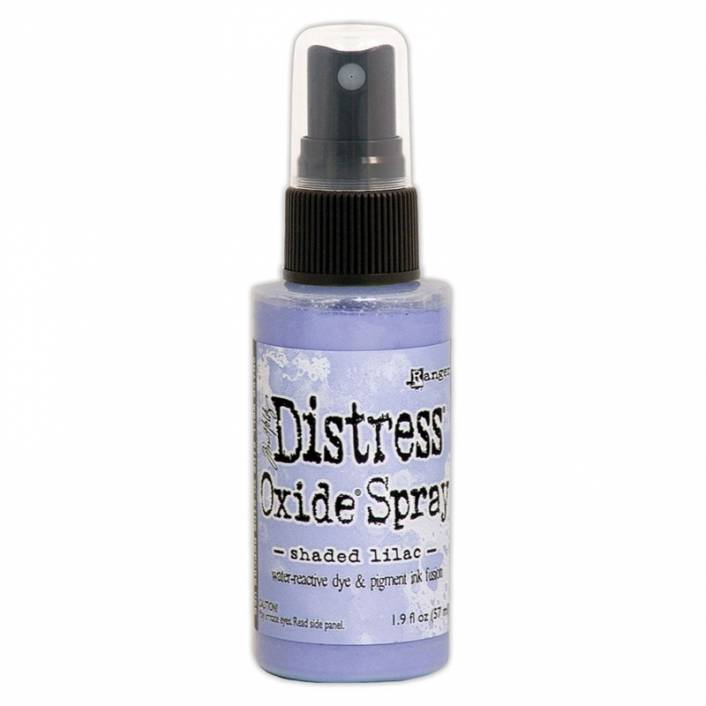 TINTA TIM HOLTZ DISTRESS OXIDE EN SPRAY STAIN SHADED LILAC. RANGER