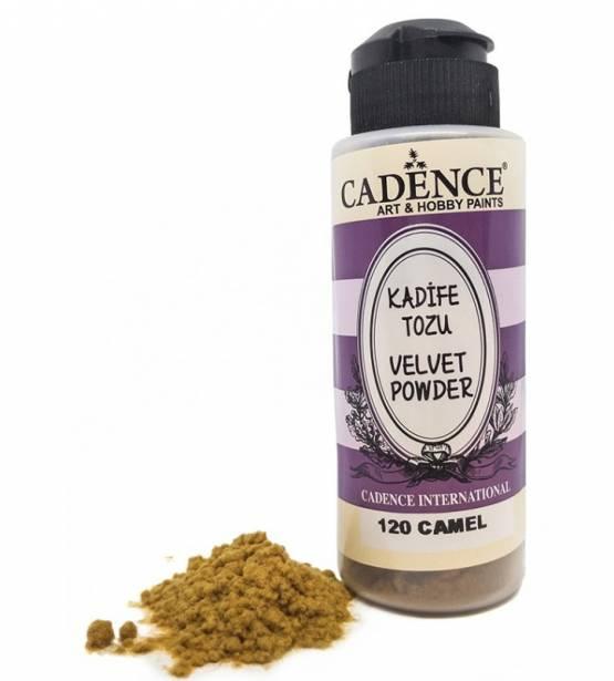 VELVET POWDER CAMEL. CADENCE